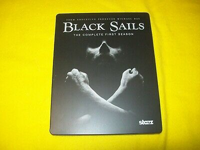 Black Sails The Complete First Season 1 One Bluray Steelbook