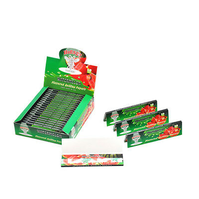 Hornet Watermelon Flavoured Rolling Papers 110MM 25 Packs 800 Leaves