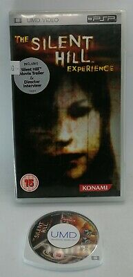 The Silent Hill Experience for Sony PlayStation PSP UMD Video