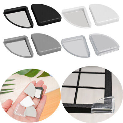 4PCS Soft Silicon Corner Guards Baby Safe Table Corner Protector Edge Protection