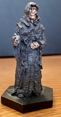 Eaglemoss UK Figurine Doctor Who Master Figurine #49 With Magazine