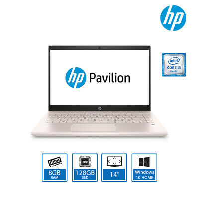 Hp Pavilion 14 Ce0597sa 14 Best Laptop Deal Intel Core I3 8130u 8gb 128gb Ssd Eur 370 49 Picclick Fr