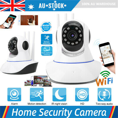 1080P Wireless WIFI IP Camera Track Outdoor CCTV HD Home Security IR Camera PTZ