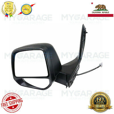 8T4Z17683CA FO1320367 Left New Mirror Heated Driver Side LH Hand for Ford Edge