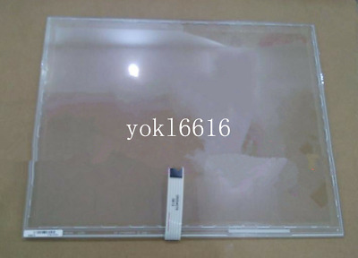One For Elo SCN-A5-FLT19.0-Z06-0H1-R E395465 Touch Screen Glass Panel