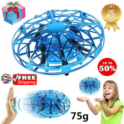 Mini Drones 360° Rotating Smart Mini UFO Drone for Kids Toys Xmas Toy Gifts USA