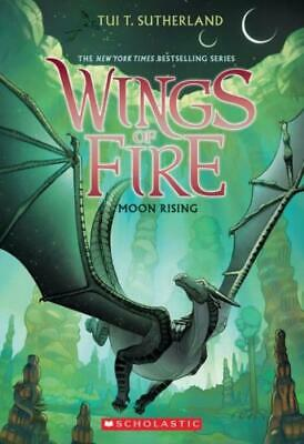 Wings of Fire: Moon Rising 6 by Tui T. Sutherland (2016, Paperback)