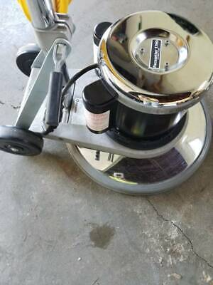 Advance Pacesetter 17 HD Floor Buffer/Polisher/Stripper/Scrubber With Pad Driver