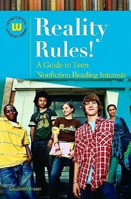 Genreflecting Advisory: Reality Rules! : A Guide to Teen Nonfiction Reading...