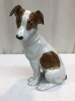High Quality Porcelain Jack Russell Terrier (mbl76)