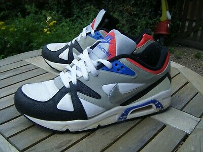 NIKE AIR STRUCTURE Triax 91 UK size 8 shoes EUR 11,21