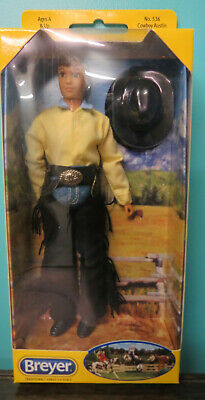 Breyer Posable Traditional doll   #536 Cowboy Austin New in box