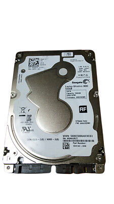 "Seagate Laptop Ultrathin ST500LT032 500GB 2.5"" SATA III Laptop Hard Drive"