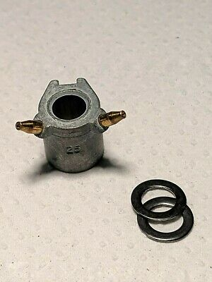 Holley QFT CCS  Accelerator Pump Discharge Nozzle 121-42  .042 Tube Type 2 Pack