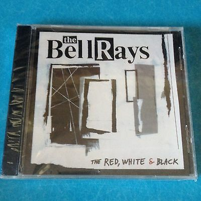 Bell Rays The Red, White and Black Brand New Sealed by The Bell Rays CD 11/ 04