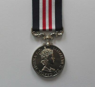 Medals - Military Medal Eiir. - ( Bravery In The Field ) - Full Size - Stunning.