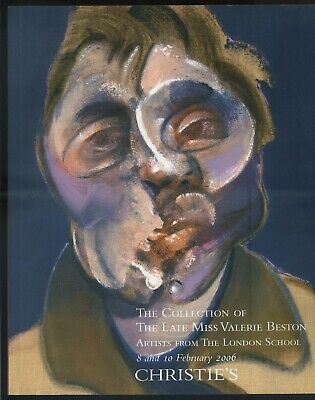 Christie's Auction catalogue - Collection of Miss Valerie Beston - Feb 2006