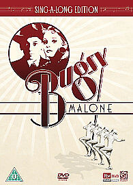 Bugsy Malone: Sing-Along Edition Dvd Scott Baio Brand New & Factory Sealed