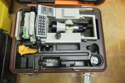 【AS-IS】SOKKIA Electronic Theodolite DT2