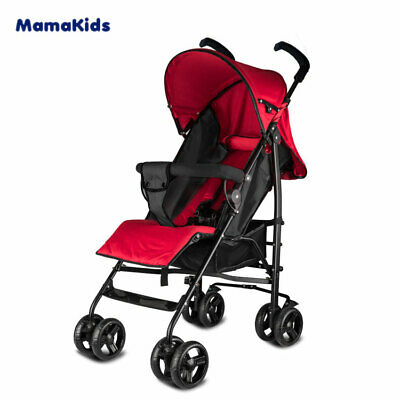 Mamakids B-2 pushchair pram baby carry holiday buggy fold able compact