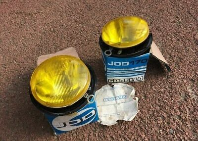 Optiques + Cuvelages Headlight.carello Biode Jaunes.ferrari.jaguar.triumph.