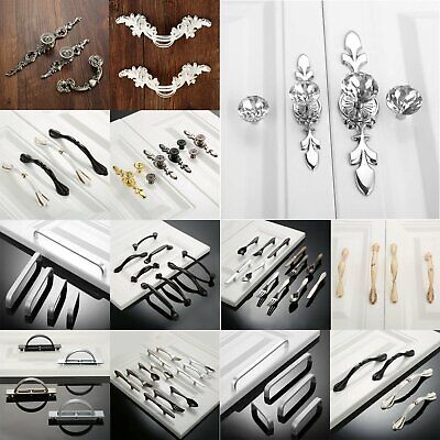 Useful Closet Door Cabinet Furniture Door Kitchen Pull Handles Door Knobs New