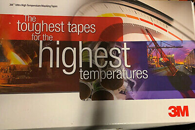 3M Ultra High Temperature Masking Tapes