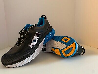 FREE SHIPPING! HOKA One One Arahi 2 Wide Men's Running Shoes