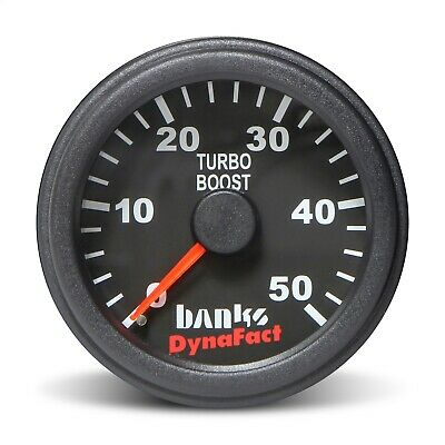 64052 Banks Power 64052 Dynafact Boost Gauge