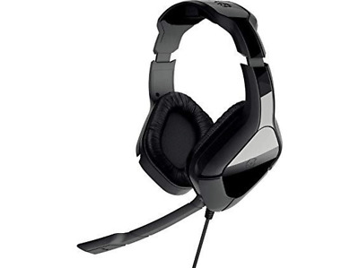 Auriculares gaming - Gioteck Stereo Headset HC2 Plus, S, Para PS4, Xbox One y PC
