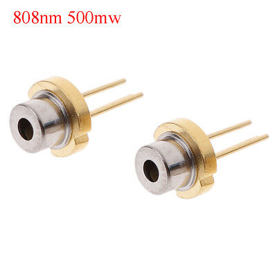 1Pc 808nm 500mW laser diode/TO18 (5.6mm) no PD high quality ~JP
