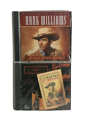 The Country Music Hall Of Fame Presents - Roy Rogers & Hank Williams