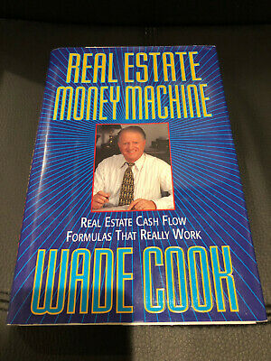 Real Estate Money Machine book by Wade Cook