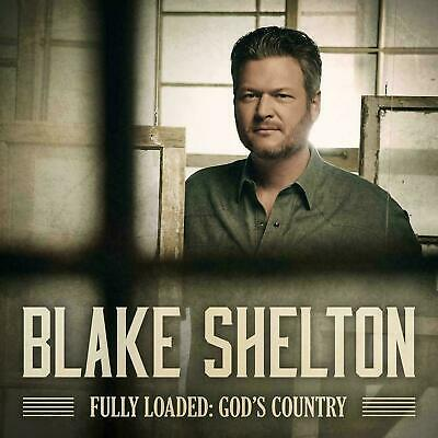 LOT OF 10 Blake Shelton Fully Loaded: God's Country CD's 2019 NEW FREE SHIPPING