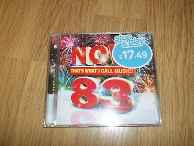 Various Artists - Now That's What I Call Music! 83 [UK] (2013)