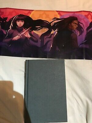 Darkdawn Fox And Wit Exclusive Dustjacket Signed First Edition Fairyloot