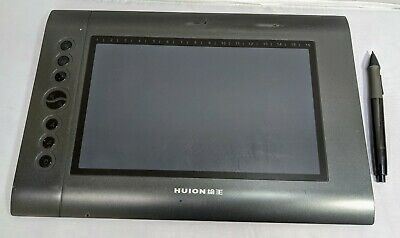 Huion H610 Pro Graphics Drawing Tablet Painting Tablet with Pen - Nice!