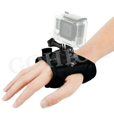 Glove Style Hand Mounts 360 Degree Strap Mount with Screw for GoPro Xiaoyi OSMO