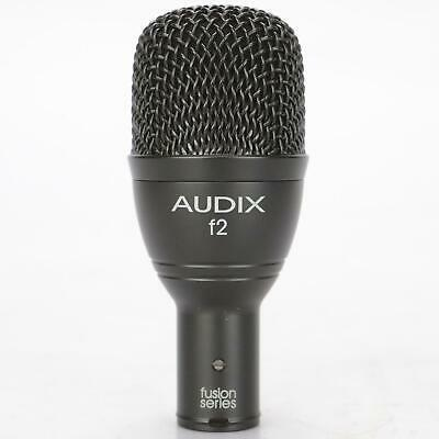 Audix f2 Fusion Series Mic Microphone w/ XLR Cable & Bag #38356