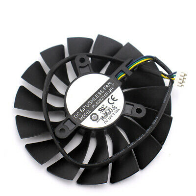 Cooling fan PLA09215B12H for MSI GeForce RTX 2080 2080Ti Graphics Card 12V 4Pin