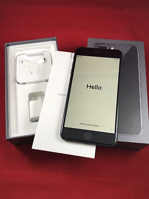 New Apple iPhone 8+ Plus Unlocked Space Gray Black 64GB A1897 AT&T T-Mobile GSM
