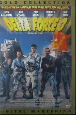 The Delta Force 3 - Dvd