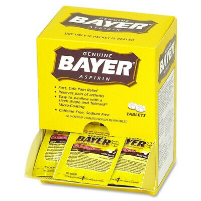 Bayer Aspirin Single Dose Packets - ACM12408