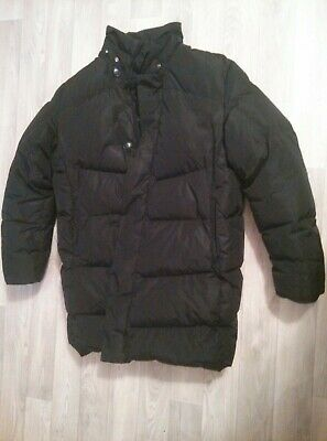 POST CARD DAUNEN Wintermantel Jacke schwarz in 56 EUR 15