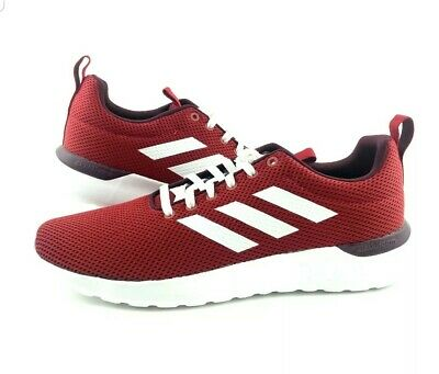 Adidas Lite Racer CLN EE8136 - Mens Running/Casual Shoes - Red-Size 9.5