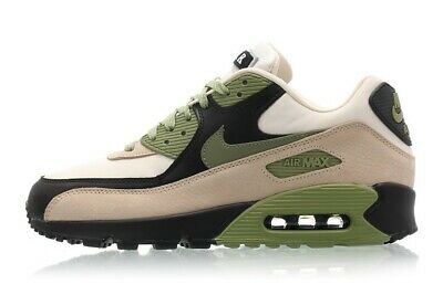 NIKE AIR MAX 90 Escape QS Light BoneBlack Pine Men's