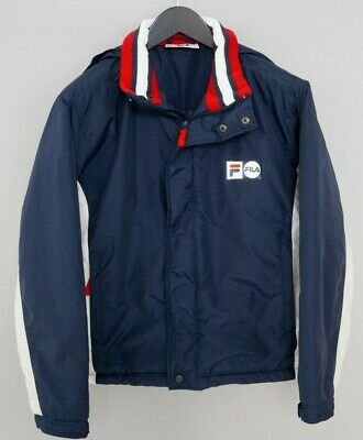 Kids Fila Waterproof Jacket Size XL / 13 Years ZLA111