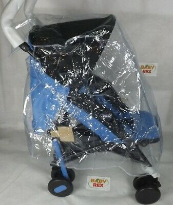 Raincover Compatible with Out N About Nipper 360/Sport Pushchair / Easy fold