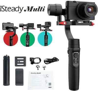 hohem iSteady Multi 3-Axis Handheld Gimbal Stabilizer for Sony Canon GoPro 7/6/5