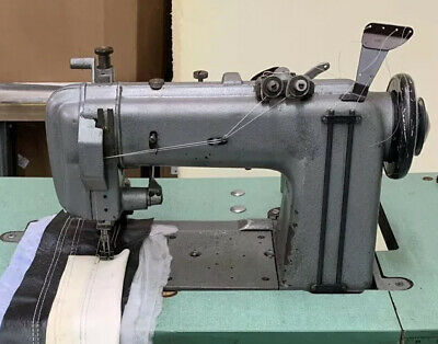 Industrial Singer Double Needle 300W102 Sewing Machine
